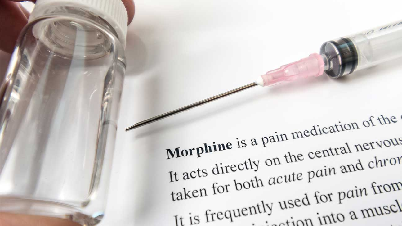 Morphine Addiction And Treatment Options