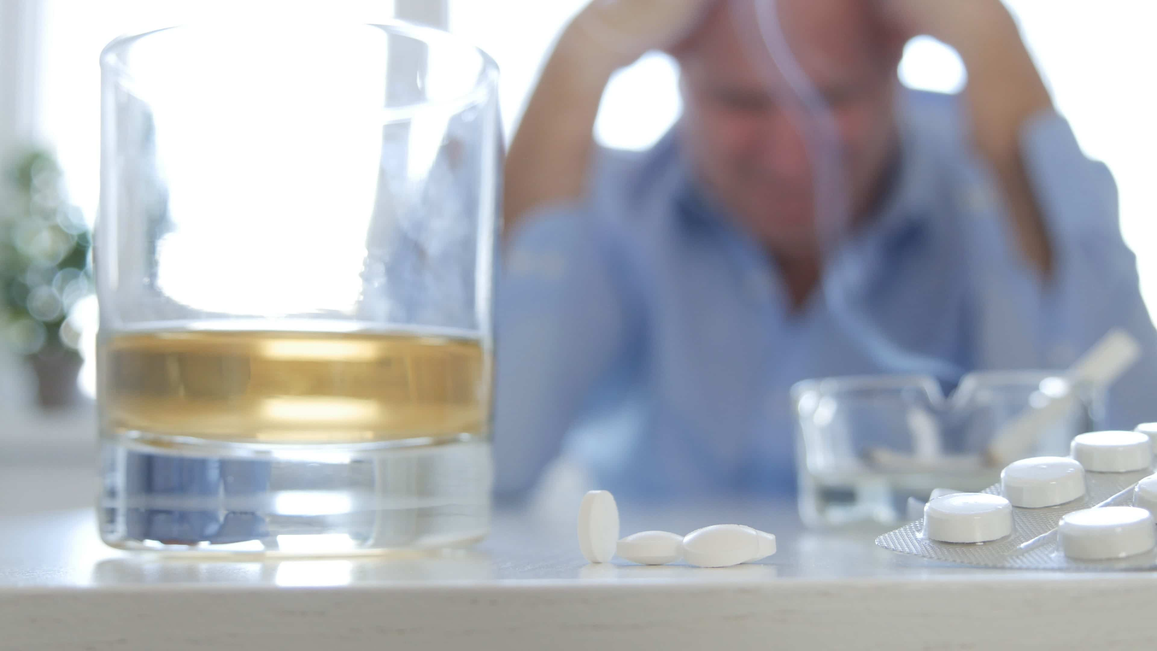 Dangers Of Mixing Xanax And Alcohol