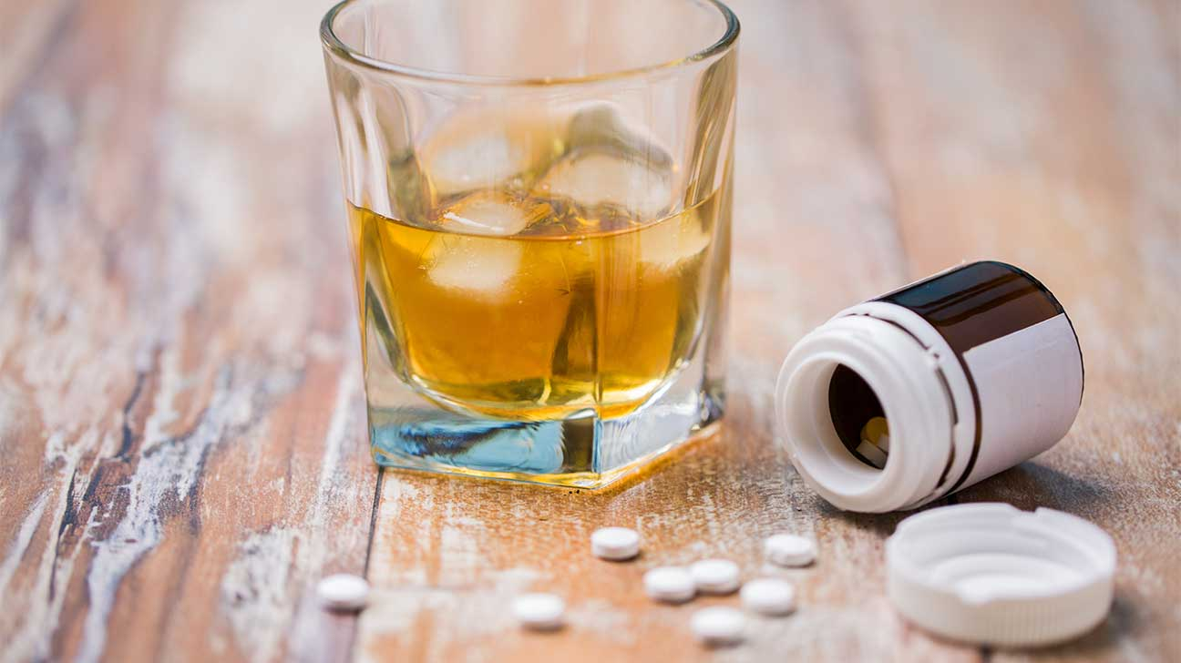Dangers Of Mixing Alcohol And Gabapentin