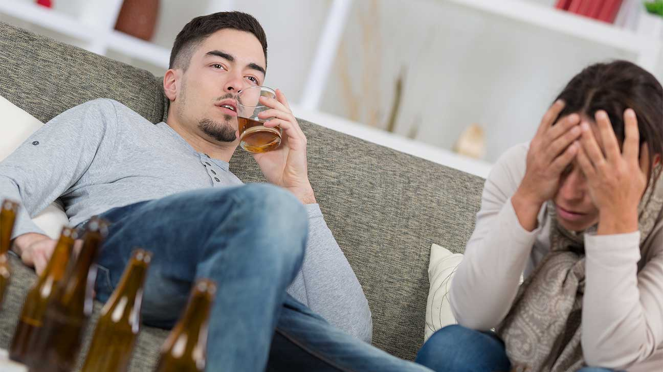 How To Help And Alcoholic Boyfriend