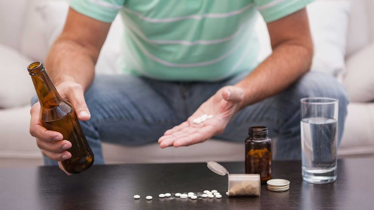 Dangers Of Mixing Alcohol And Antidepressants