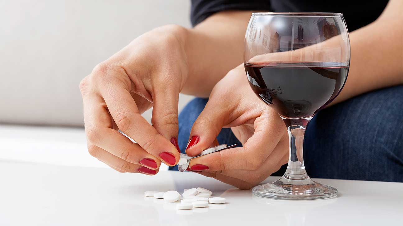 Danger Of Mixing Valium And Alcohol