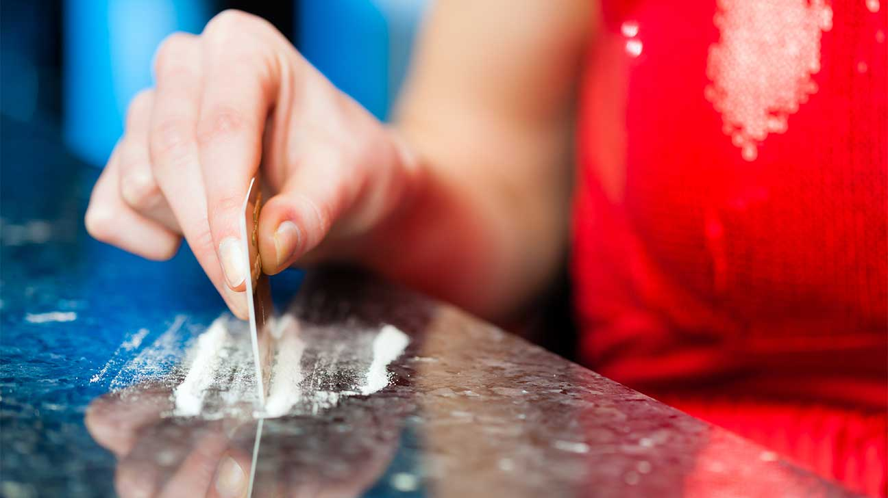 Dangers Of Snorting Cocaine