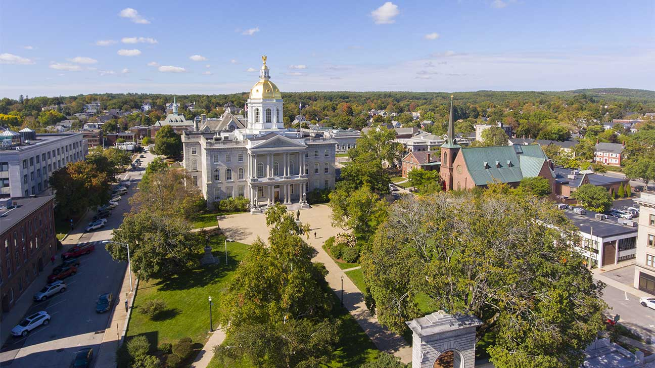 Concord, New Hampshire Alcohol And Drug Rehab Centers