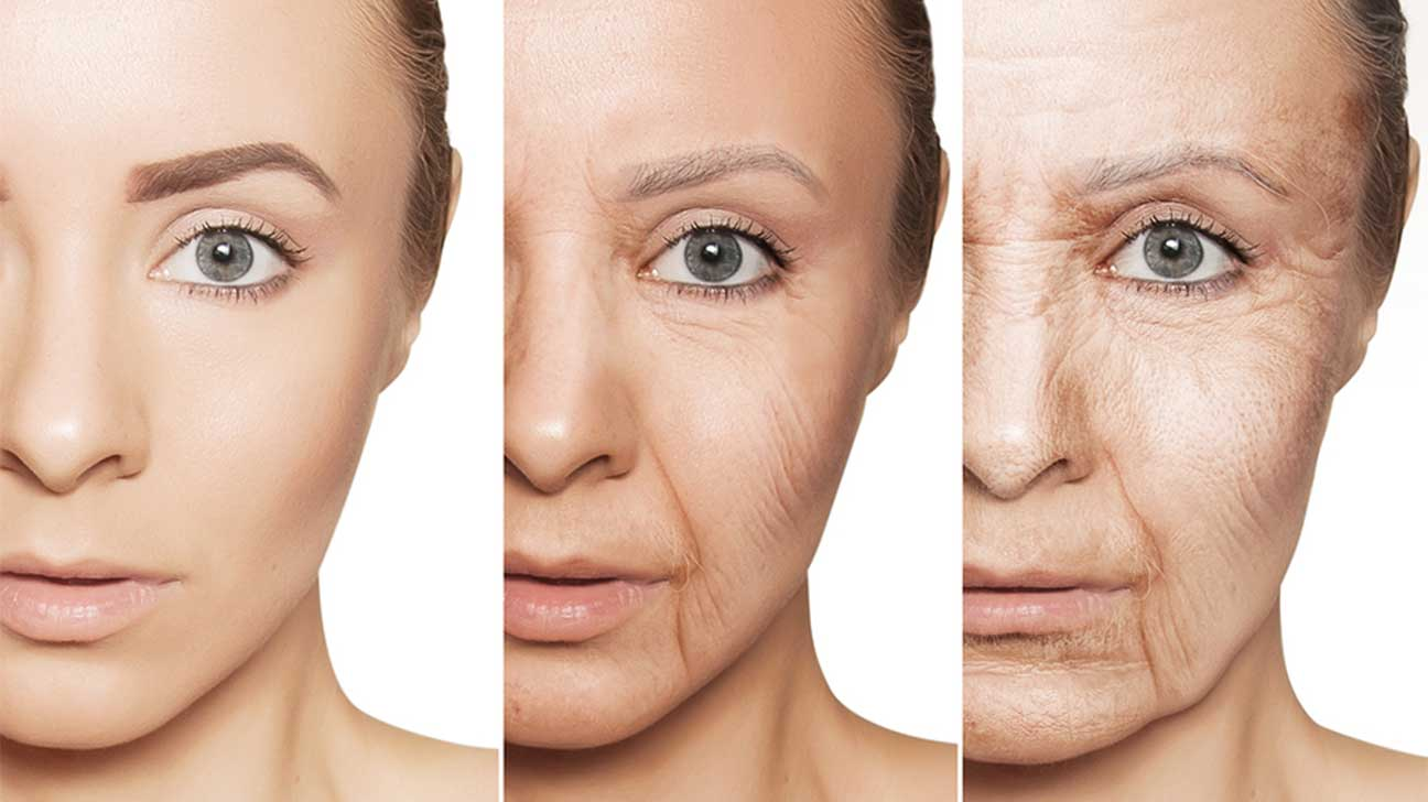 Premature Aging From Alcohol And Drug Abuse