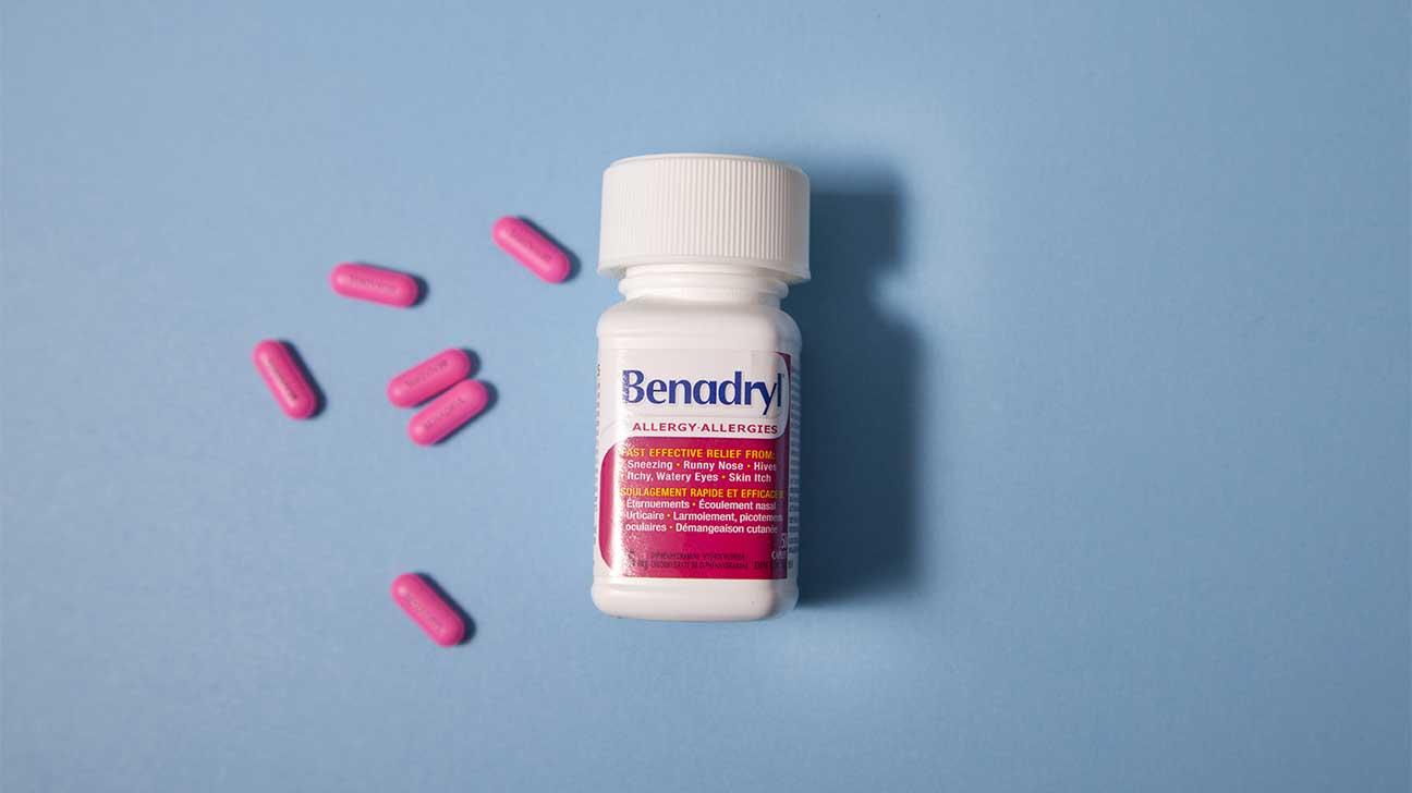 Snorting Benadryl (Insufflation)