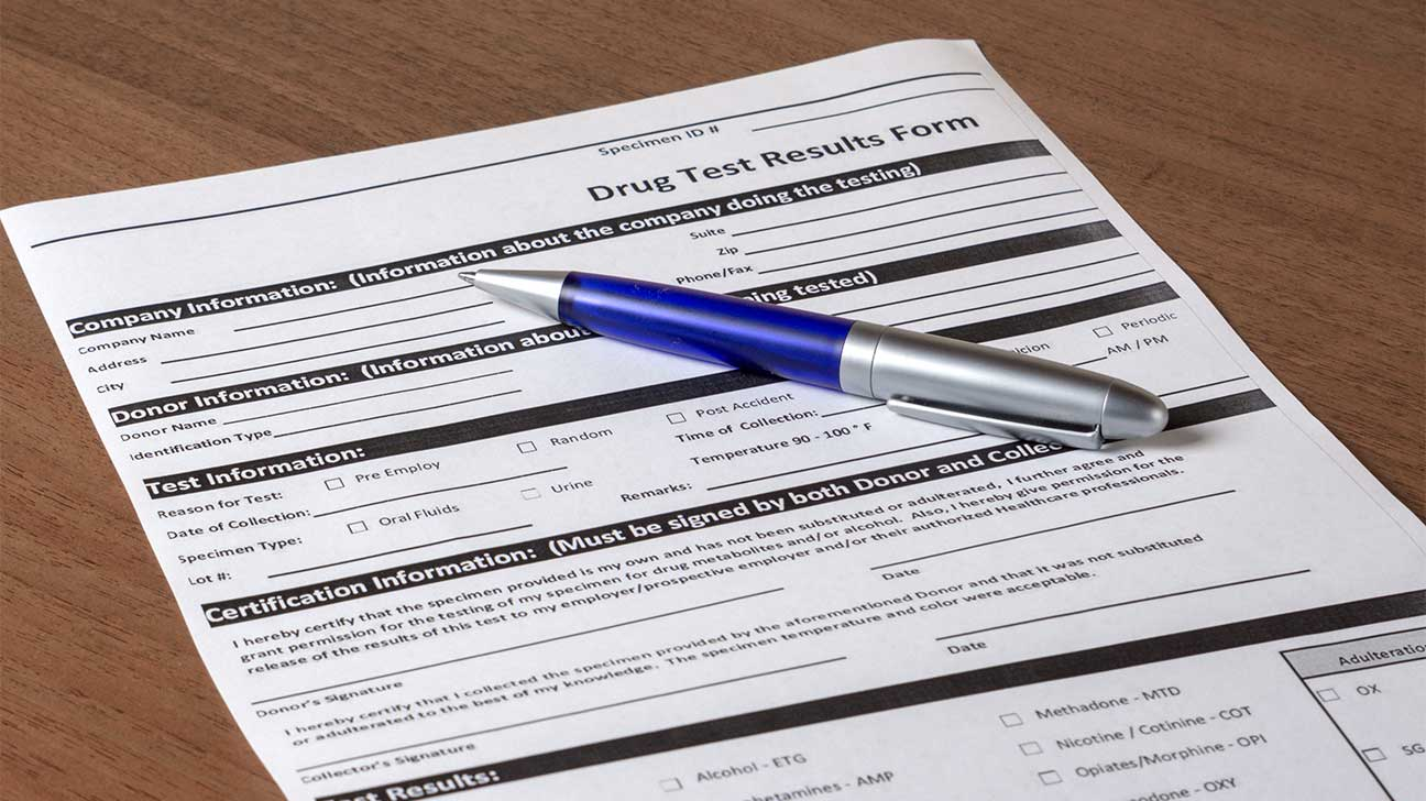 Crack Cocaine Drug Test Detection Times