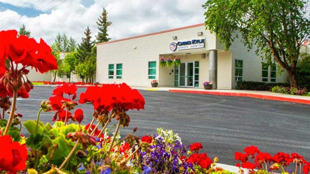 Chris Kyle Patriots Hospital - Anchorage, Alaska Alcohol And Drug Rehab Centers