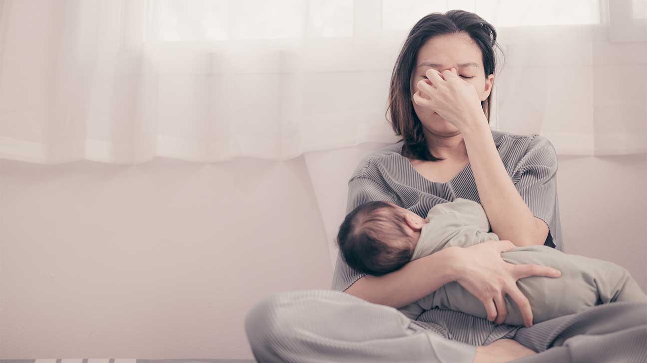 Dual Diagnosis Postpartum Depression And Addiction