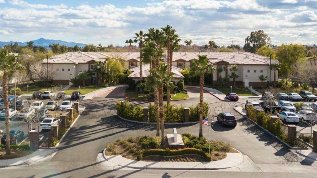 Desert Hope Addiction Treatment Center - Las Vegas, Nevada Alcohol And Drug Rehab Centers
