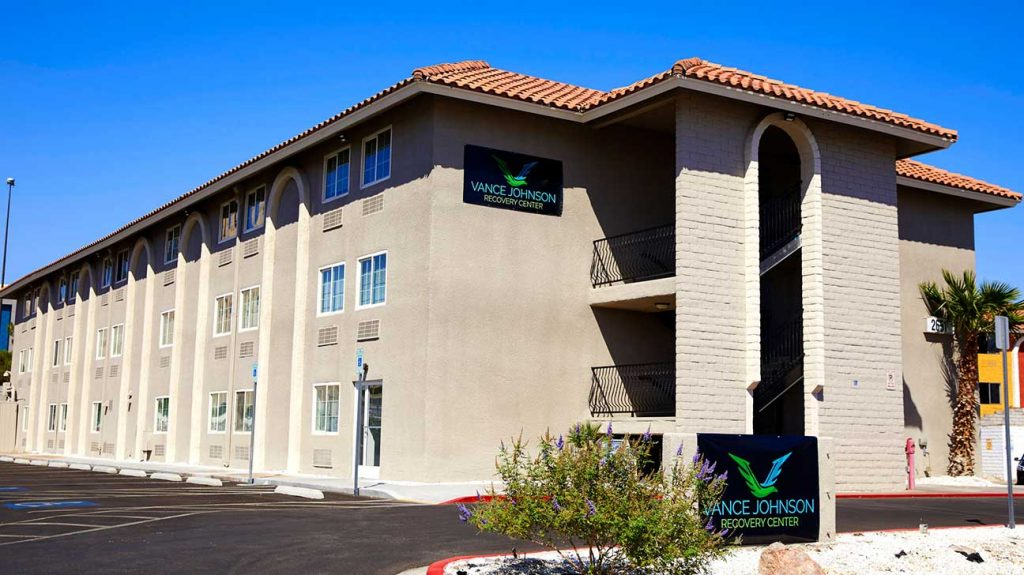 Vance Johnson Recovery Center - Las Vegas, Nevada Alcohol And Drug Rehab Centers