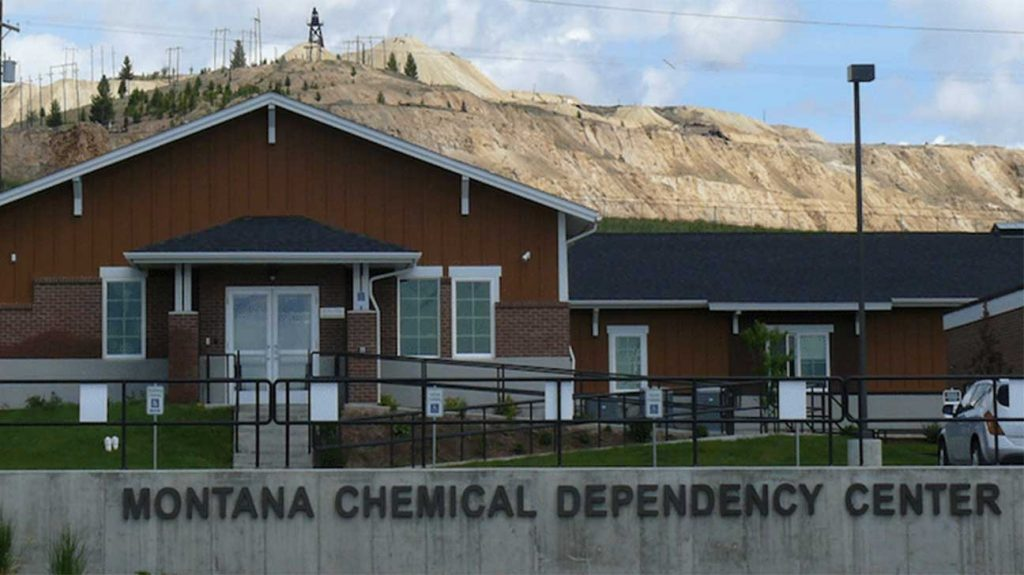 Montana Chemical Dependency Center - Butte, Montana Alcohol And Drug Rehab Centers