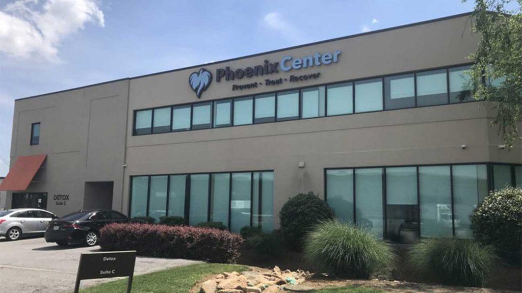 Phoenix Center - Greenville, South Carolina Alcohol And Drug Rehab Centers