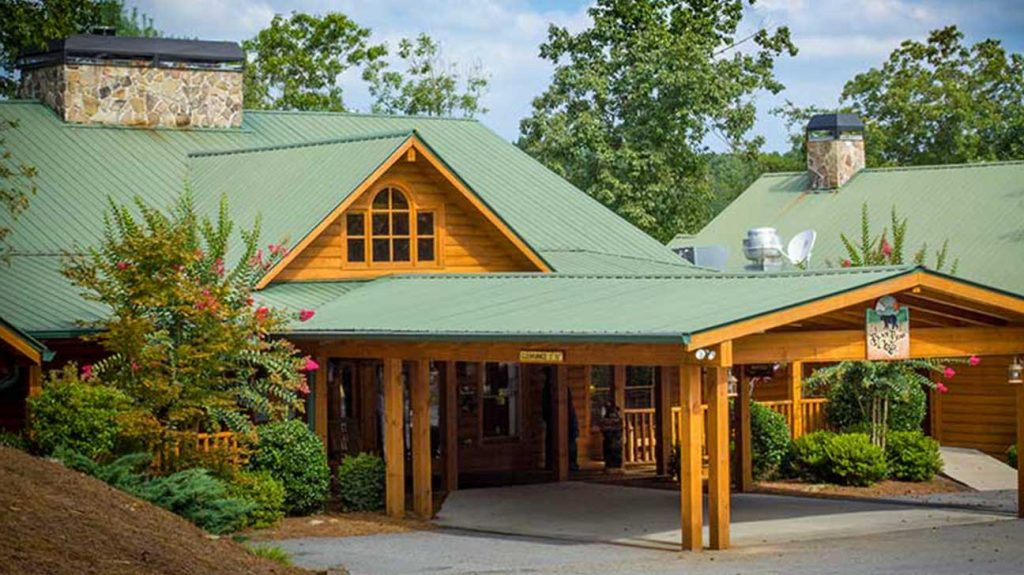 Black Bear Lodge - Sautee Nacoochee, Georgia Alcohol And Drug Rehab Centers